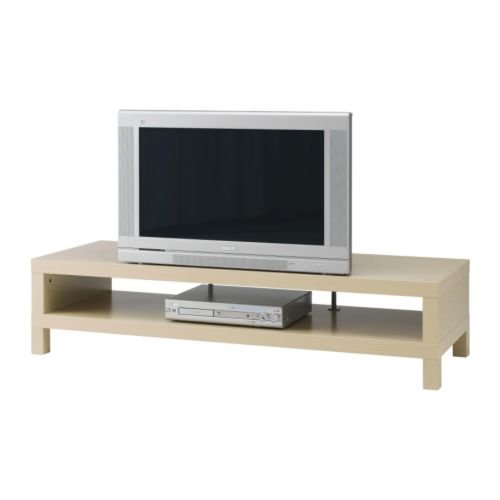 Ikea 401.053.40 58-5/8 Inches Lack TV Stand, Birch Effect