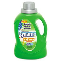 * Dynamo HE Liquid Laundry Detergent, Original, 50 oz Bottle