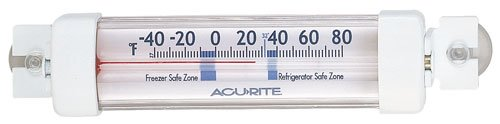 Chaney Instrument 00696A1 Thermometer - Refrigerator & Freezer