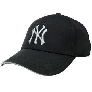 New York Yankees Replica Cap Mens Black Mens