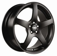 "TRD 18"" Black Wheel for Corolla, Scion"