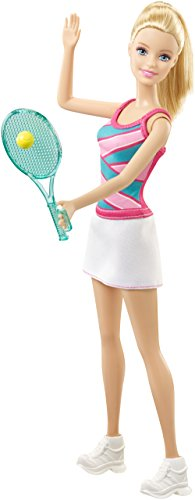 Barbie Careers Tennis Player Doll