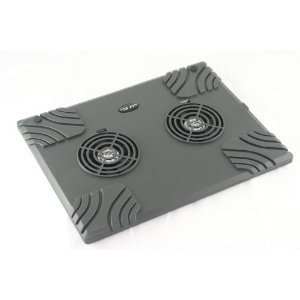 NEW Inland Pro Notebook Cooling Pad with Built-In Fans - 030
