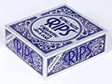 Rips blue king size cigarette papers on a roll full box of 24 rolls