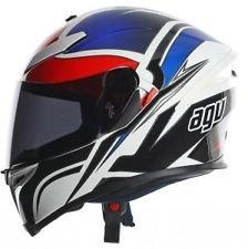 Casque-de-moto-AGV-K5-Sv-Roadracer-blanc-bleu-rouge