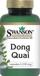 Dong Quai Root 530 mg 100 Caps