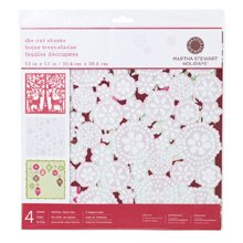 12x12 Scandinavian Die-Cut Sheets