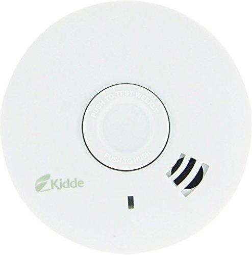 Test du détecteur de fumée Kidde 10Y29