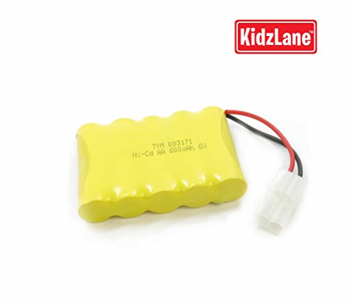 Spare & Replacement Rechargeable Battery for Kidzlane Rock Crawler Car - 1