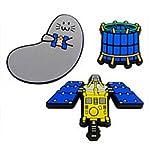 小惑星探査機はやぶさ・ミネルバ・イトカワラッコ マグネットセット