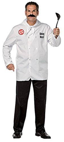Seinfeld Adult Costume - Soup Nazi