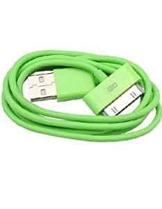 Cable Data et Charge USB VERT pour Apple iPad iPhone