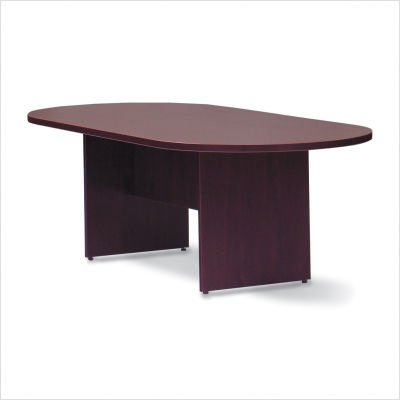 Offices To Go SL - X Racetrack Conference Table Length: 6', Finish: American Cherry