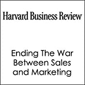 HBR: Ending The War Between Sales and Marketing | [Philip Kotler, Neil Rackham, Suj Krishnaswamy, Harvard Business Review]