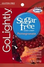 Go Naturally Go Lgt Pom Candy Sf 2.75 OZ(Pack of 12)