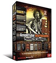 AmpliTube Jimi Hendrix - Software - CD-ROM