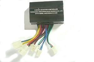 HMParts E - Scooter Fahrrad Steuergerät / Controller Jingcheng T2430D, 24 Volt