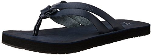 12de29a5d Buy United Colors Of Benetton Men s Leather Hawaii Thong Sandals ...