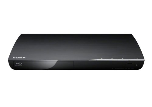 Sony BDPBX39 Blu-ray Player with Wi-Fi and HDMI cable (Black)