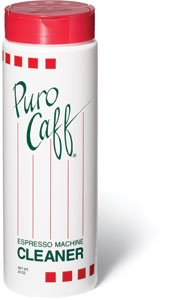 Puro Caff Espresso Coffee Machine Cleaning Powder(20 Oz) by Puro Caff