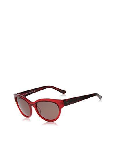 John Galliano Sonnenbrille Jg0023 68J Ladies (55 mm) rot