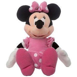 "Disney Minnie Mouse Plush Doll Toy 18"""