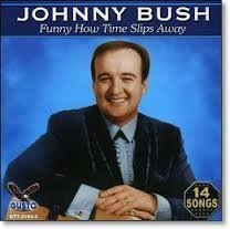 Original album cover of Funny How by Bush, Johnny (2011) Audio CD by Johnny Bush