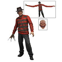 Neca Nightmare on Elm Street 7 Inch Action Figure &#8220;Original&#8221; Freddy Krueger