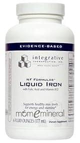 Liquid Iron 6 oz by Integrative Therapeutics