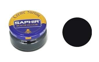 Cirage Saphir pommadier (Crème Surfine) bleu marine