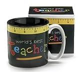 World's Best Teacher Coffee Mug Inexpensive Gift For Special Teacher