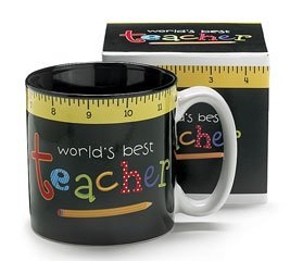 World's Best Teacher Coffee Mug Inexpensive Gift For Special Teacher