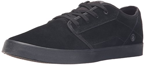 VolcomGrimm 2 Shoe - Scarpe da Ginnastica Basse Uomo, Nero (Nero (Black BLK)), 39 EU