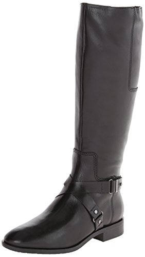 Nine West Women'S Blogger Harness Boot,Black,8 M Us