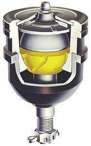 Moog K670 Lower Ball Joint moog m44762 003