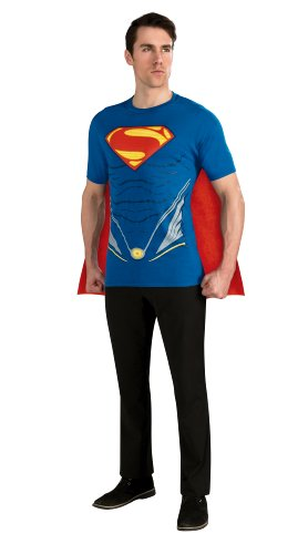 Rubie's Costume Superman Man of Steel Costume T-Shirt Top