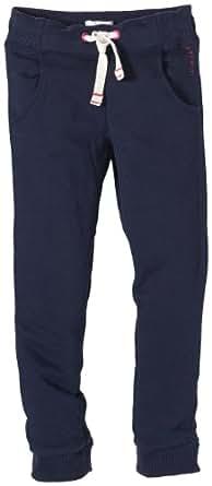 Esprit - pantalon de sport - fille - Marine - FR : 6 ans (Taille Fabricant : 116/122)