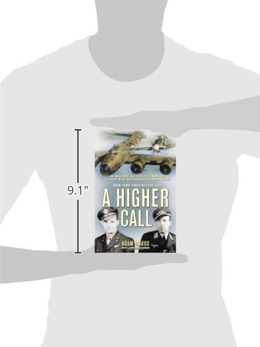 Image of A Higher Call: An Incredible True Story of Combat and Chivalry in the War-Torn Skies of World W ar II