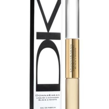 Donna Karan Liquid Cashmere Black and White Duo Rollerball, 0.34 Oz by DKNY Jeans