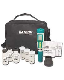 ExStik EC510 ExStik II pH / Conductivity / TDS / Salinity & Temp Meter Kit