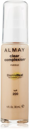 ALMAY Clear Complexion Makeup, 1 Fluid Ounce