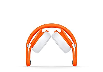 Beats By Dr.dre Mixr Dj On-ear Limited Edition Headphones Neon Colors New-neon Orange