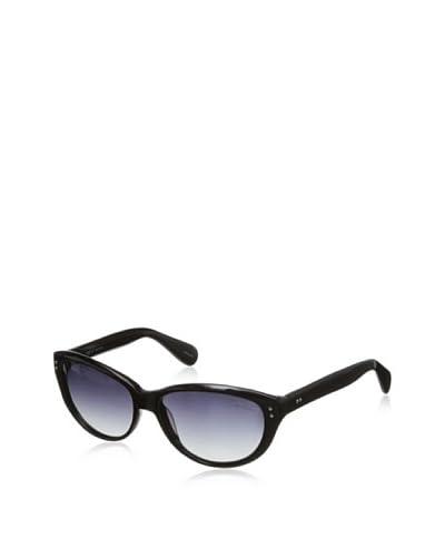 Cole Haan Women's 1901 10 Sunglasses, Black