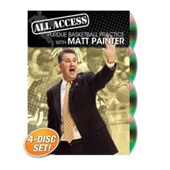 All Access Purdue Basketball with Matt Painter (DVD) by Championship Productions
