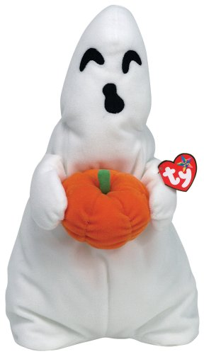 TY Beanie Buddies Ghoul Boy ghost - 1