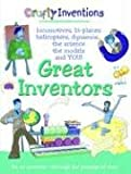 Great Inventors: A Crafty Inventions Book (A Crafty Inventions Book) (Crafty Inventions)
