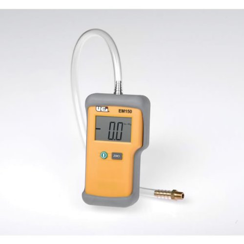COPPERFIELD Chimney 97100 Electric Manometer Measures Positive and Negative Pressure For Propane Or Natural Gas at Sears.com