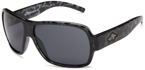 Anarchy Men's Instrument Oversized Sunglasses