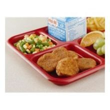 Brakebush Whole Grain Chicken Nugget, 10 Pound -- 1 Each.