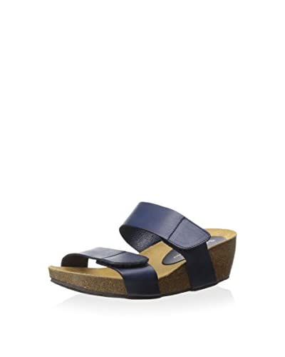 Chocolat Blu Women's Breeze Sandal  [Aqua Leather]
